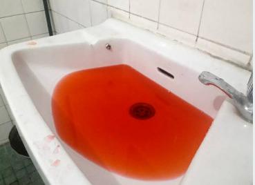 запушена мивка