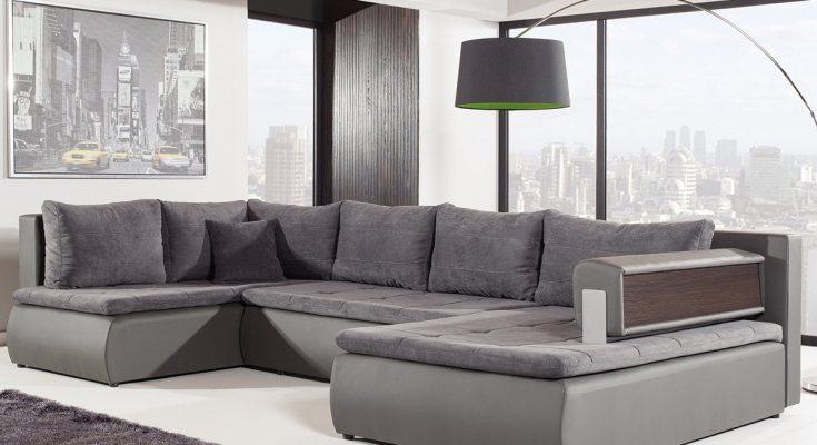 голям диван